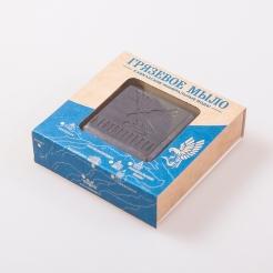 Мыло «Железноводск» с иловой сульфидной грязью озера Тамбукан 45 гр.