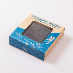 Мыло «Грязевое» с иловой сульфидной грязью озера Тамбукан 55 гр.