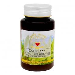 Пищевая добавка «Хлорелла и протеин конопли» 130 мл.